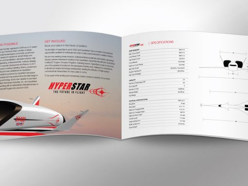 Aerospace Company Brochure