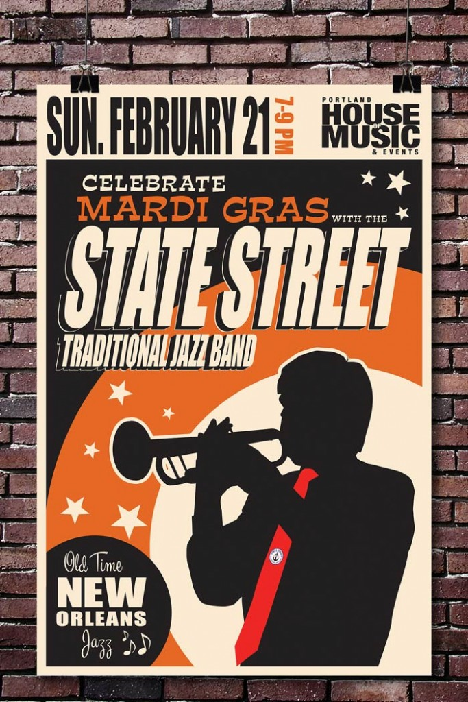 State Street Traditional Jazz Band